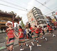 Dance Dance Dance @ YOKOHAMA2015