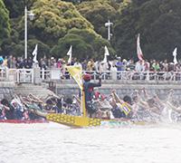 ドラゴンボートレース